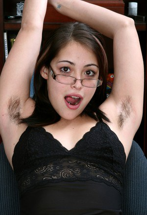 Hairy Women With Glasses Porn